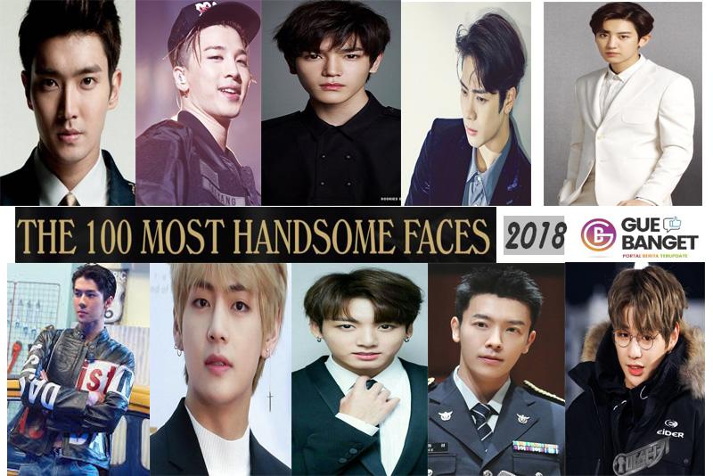 Idol Kpop Tertampan Sedunia 2018 Versi Votting Guebanget Com