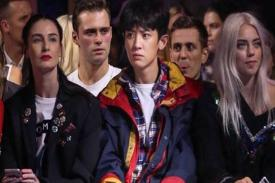 Bikin Kaget Fans, Foto Chanyeol  EXO di London Fashion Week Paling Banyak Diretweet