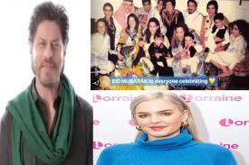 Selebriti Dunia Juga Hormati dan Berikan Ucapan Eid Mubarak