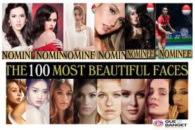 Hebat Euy, 6 Selebrita Indonesia Ikut dalam Nominasi 100 Wajah Menawan Dunia
