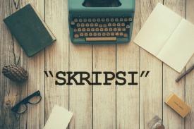 Wow! Inilah 7 Tips Mempersingkat Waktu Pembuatan Skripsi, Nomor 4 dan 7 yang Sering Dilupakan
