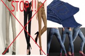 Ini Akibatnya Jika Memakai Celana Jeans Ketat Terlalu Sering dan Lama