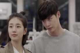 Lee Jong Suk Mengaku Dia Jatuh Cinta pada Bae Suzy