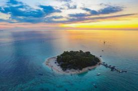 Pulau Samalona Destinasi Wisata Dengan Keindahan Bawah Laut dan Eksotik