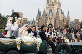 Bikin Iri, Nih 4 Pernikahan Negri Dongeng