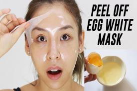 Ini Manfaat  Egg White Mask. Trik Jitu Untuk Merawat Wajah