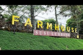 Nuansa Eropa Di Nusantara, Hanya Di Farmhouse Lembang