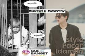 Mantan Napi vs Mantan Pacar