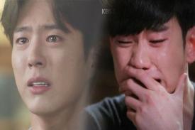 Aktor Cowok K-Drama Tetap Ganteng Walau Menangis