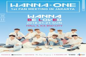 Seru, Wanna One Ramaikan K-poper Indonesia