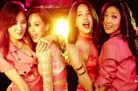 JYP Entertainment Nyatakan Miss A Resmi Bubar