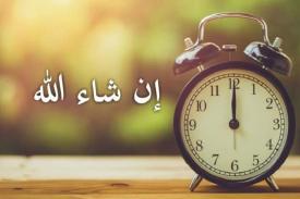 Pahami Makna yang Sebenarnya dari Kata InsyaAllah