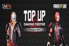 Top Up Diamonds Free Fire di Unipin Lebih Murah Cepat Praktis dan Aman