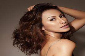 Davina Veronica Lebih Suka Make Up Natural untuk Riasan Wajahnya