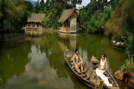 Back To Nature Di Sapu Lidi Lembang