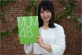 MUM48 New Sister Group AKB48 di India