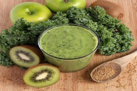 Hindari Makanan Sayuran yang di Blender