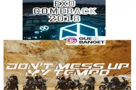Wow..... Bocoran ,EXO Come Back dengan Nuansa yang Berbeda