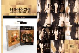 Bocoran Album Baru Wanna One