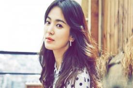 Wah, Ternyata Song Hye Kyo Pernah dapat Surat Ancaman Mengerikan. Apa Isinya?