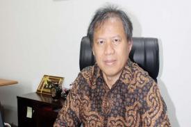 Dwi Larso Calon Kuat Rektor ITB 2020-2025