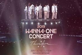 Tangisan WannaOne Menghiasi di Konser Terakhir Mereka