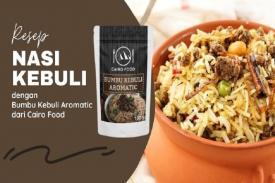 Nasi Kebuli Pakai Resep Dari Cairofood Selain Mudah Rasanya Juga Endolita
