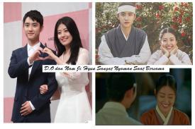 D.O EXO Merasa Nyaman Main Bareng Nam Ji Hyun