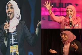 Lagi.. Indonesia Terkenal Berkat Komika Wanita