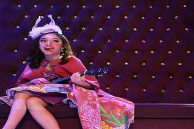 Adyla Rafa Naura, Gadis Cilik Multitalenta