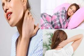 Bangun Tidur Leher Terasa Sakit Sebelah? Salah Bantal?