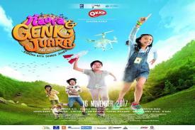 Naura & Genk Juara, Film Anak-Anak Bertajuk Edukasi