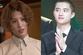 Member K-pop yang Percaya Diri dangan Gaya Rambut Apapun