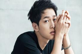 Aktor Korea Song Joong Ki tetap Tersenyum dan Patut Dicontoh Walau Banyak Gosip Beredar