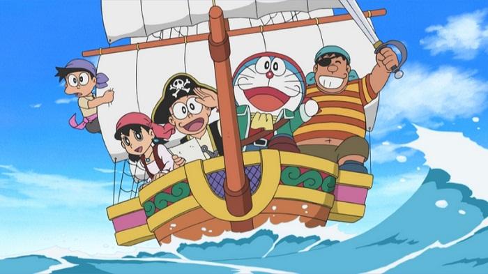 Film Kartun Doraemon Dilarang Tayang Karena Dianggap Sesat